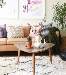 Seeing my danielleoakeyshop Hmong pillow cover styled in placeofmytaste livinghellip