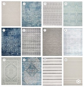 A quick little late night rug roundup for you! Thesehellip
