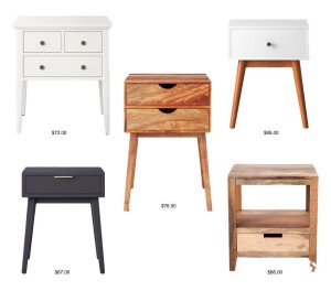 Ive narrowed down my nightstand options to these 5 Youhellip